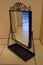 Tischspiegel schwarz