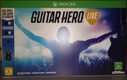 Xbox One Guitar Hero mit