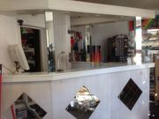Kellerbar Ladentheke Verkaufstresen