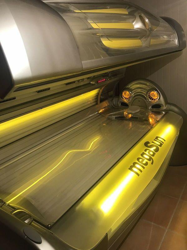 Solarium MegaSun 6000