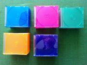 Slim Cases Hüllen transparent farbig