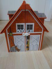 Playmobil Bauernhof Haus zum Mitnehmen