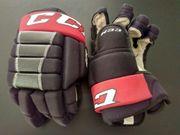 Eishockey U9 U11 Spieler Handschuhe