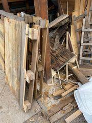 Palettenholz Dachlatten Sparren Bretter kostenlose