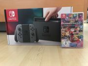 Nintendo Switch Grau Original verpackt