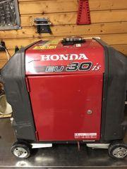 Honda Inverter Stromerzeuger EU 30is -