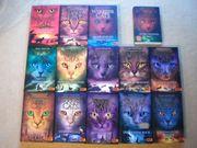 Warrior Cats 14 Bände