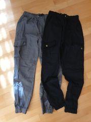 2 Jogginghosen slimfit