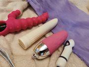 Toy Set inkl Satin Beutel