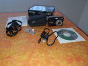 FUJIFILM Finepix AV130 schwarz Digital
