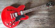 E-Gitarre Epiphone Dot Gibson ES335-style