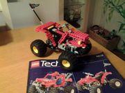 Lego technik Quad Lego 8858