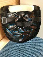 Maske Halloween Fasching