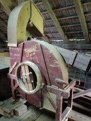 Strohschneidmaschine