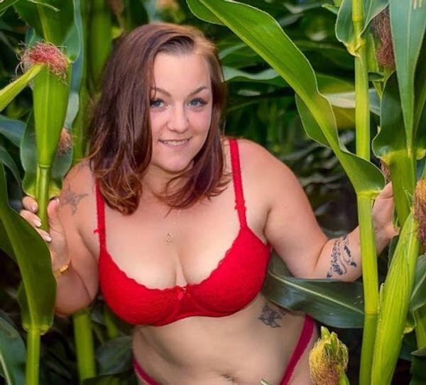 Sexy Bilder von Sabrina