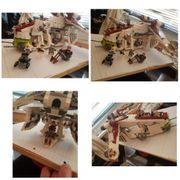 Lego Star Wars gunship