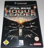 Nintendo Gamecube - Star Wars - Rogue