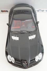 112 Mercedes-Benz SLR McLaren SCHWARZ