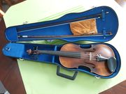 Geige Violine - gut erhaltenes Erbstück