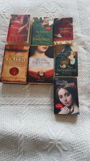 XXL Paket glanzvolle historische Romane