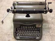 Verkaufe Schreibmaschine