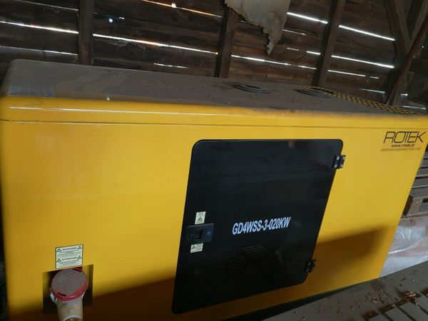 25kVA Stromaggregat 400V Generator Diesel