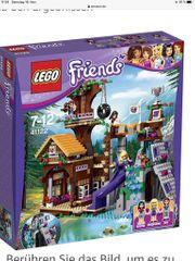 Lego Friends 41122 Abenteuercamp Baumhaus