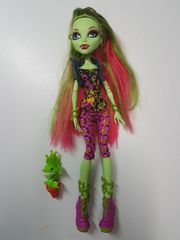 Monster High Puppe Venus