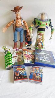 TOY STORY - Buzz Lightyear NOSTALGIE