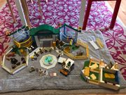 Playmobil Zoo mit Aufzuchtstation