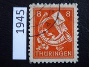 Besatzung Thüringen 1945