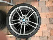 BMW Kompletträder M Doppelspeiche 261