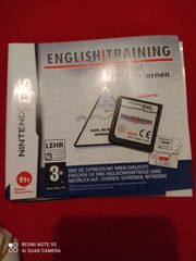 Nintendo ds spiel englisch training