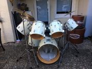 Sonor Phonic Plus - Drumset weiß
