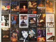Filme auf VHS Kassette