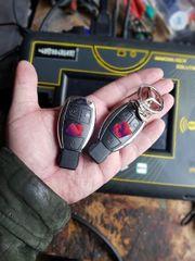 Mercedes Schlüssel