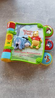 Winnie Puuh Abenteuerbuch von vtech