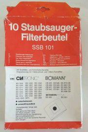 Staubsauger - Filterbeutel für ciatronic und