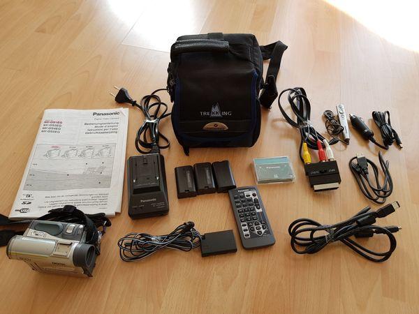 Panasonic Digital Video Camera NV-GS1EG