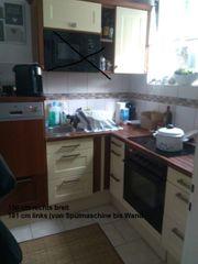 Küchenzeile Singlehaushalt