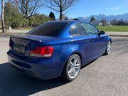 BMW 120d Coupe M-packet FINANZIERUNG