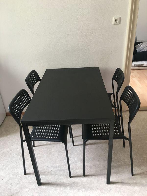 Möbel Stuhlen München Tisch 4 Kaufen In Und Mit Verkaufen Ikea 5Lc3Rq4AjS