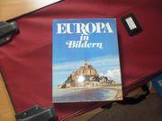 Grosser Bildband Europa in Bildern