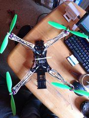 Drohne Quadcopter Frame Brushless Motor
