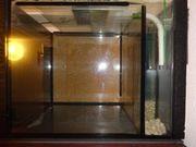 Aquarium 60x50x50 cm mit 4