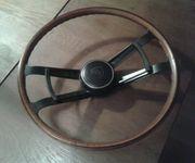 VDM Holzlenkrad Lenkrad steering wheel