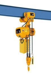 Elektrokettenzüge HHBD mit Laufkatze 0