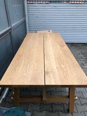 Esstisch MÖCKELBY Tisch Eiche 235x100