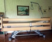 Elekrisches Pflegebett De Luxe