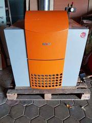 Gasheizkessel 48 KW WOLF CNG